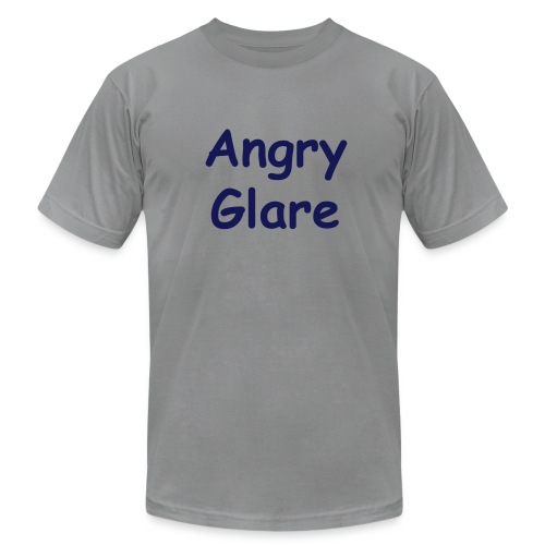Angry Glare - Men's Fine Jersey T-Shirt