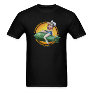 T-Shirts ~ Men's T-Shirt ~ Ride Sally Ride