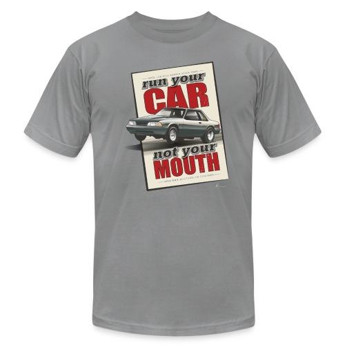 Rule Number 7 - Men's Fine Jersey T-Shirt