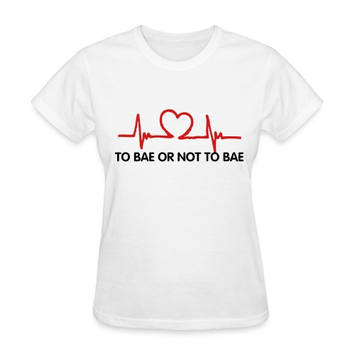 Womens Shakespeare Bae Tee - Women's T-Shirt