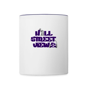 HillStreetViewz Coffee Mug - Contrast Coffee Mug