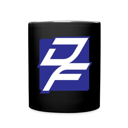 Color Symbol on Colored Mug - Full Color Mug