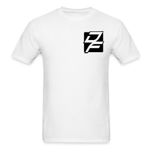 Black and White Symbol Tee - Men's T-Shirt