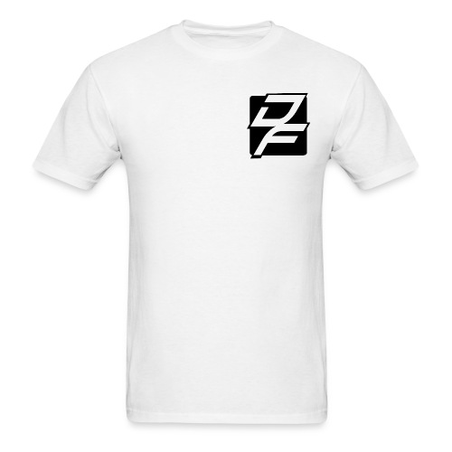 Black and White Symbol Tee - Men's T-Shirt