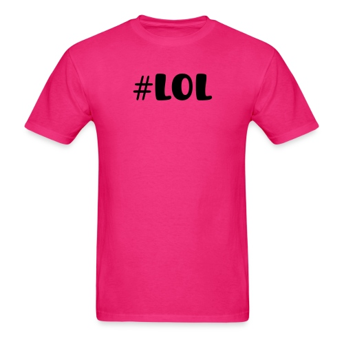 #LOL - Men's T-Shirt