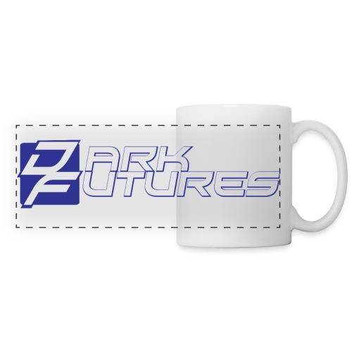 Full Logo Color Wrap Around Mug - Panoramic Mug