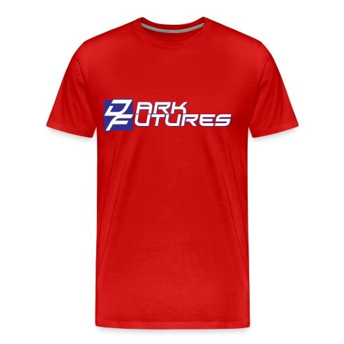 Full Logo Color Premium Tee - Men's Premium T-Shirt