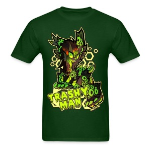 TRASHY MAN - Men's T-Shirt