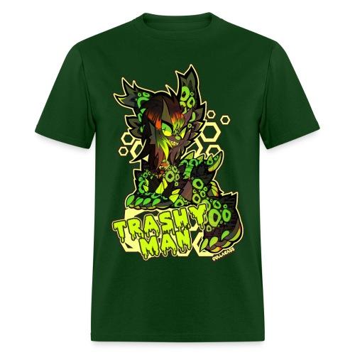 TRASHY MAN - Men's T-Shirt