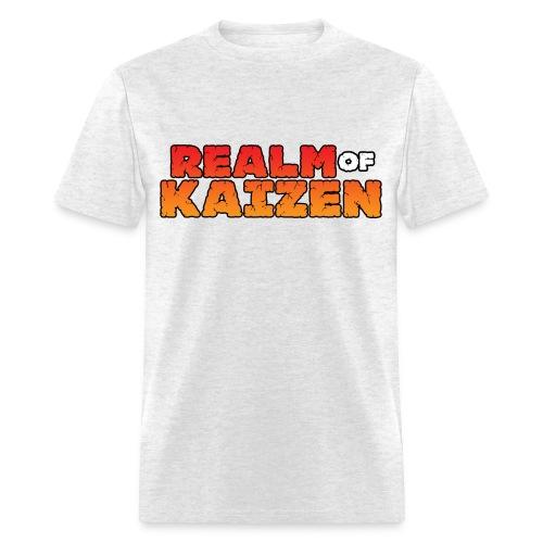 Realm of Kaizen Cheap Shirt - Men's T-Shirt