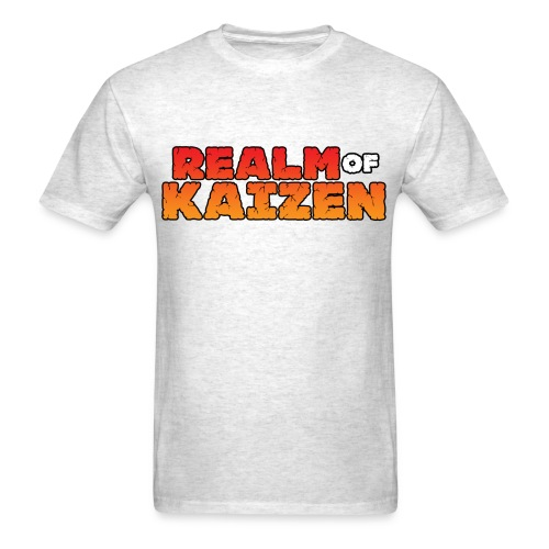 Realm of Kaizen Cheap Shirt - Men's T-Shirt