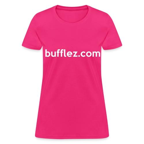 Bufflez.com Women's Shirt - Women's T-Shirt