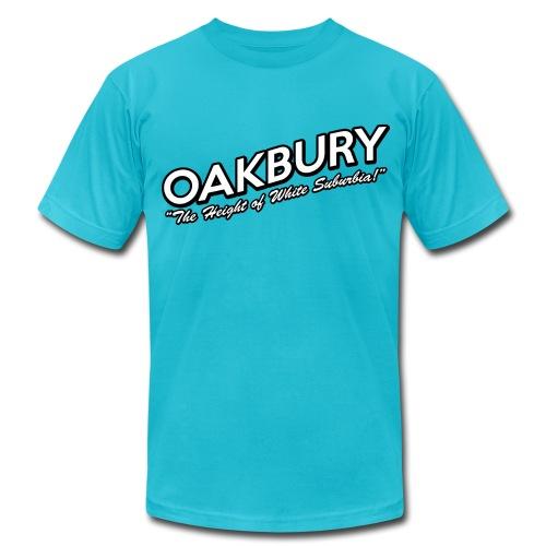 Oakbury Premium Shirt - Men's Fine Jersey T-Shirt