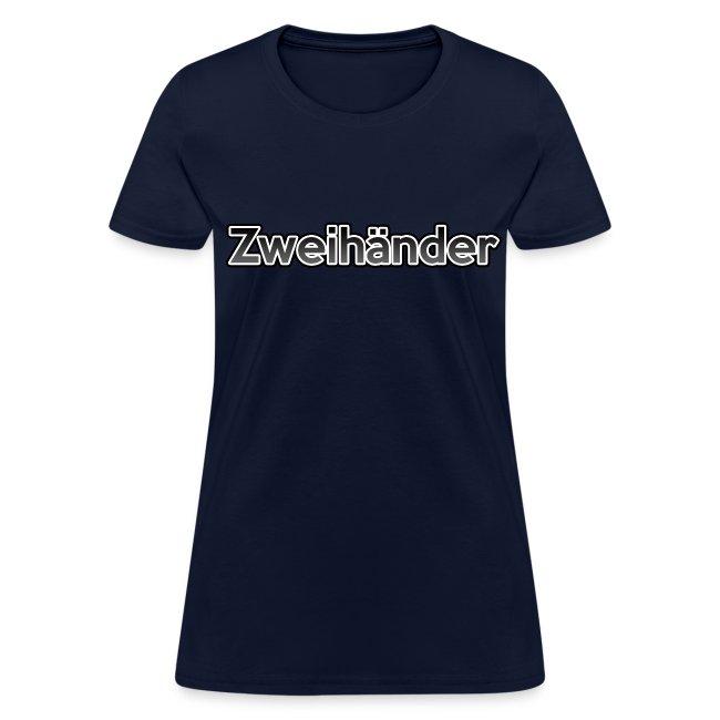 Zweihänder Women's Shirt