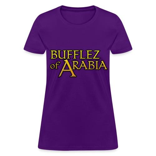 Bufflez of Arabia Women's Shirt - Women's T-Shirt