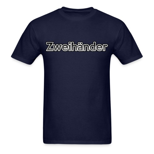 Zweihänder Shirt - Men's T-Shirt