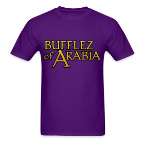 Bufflez of Arabia Shirt - Men's T-Shirt