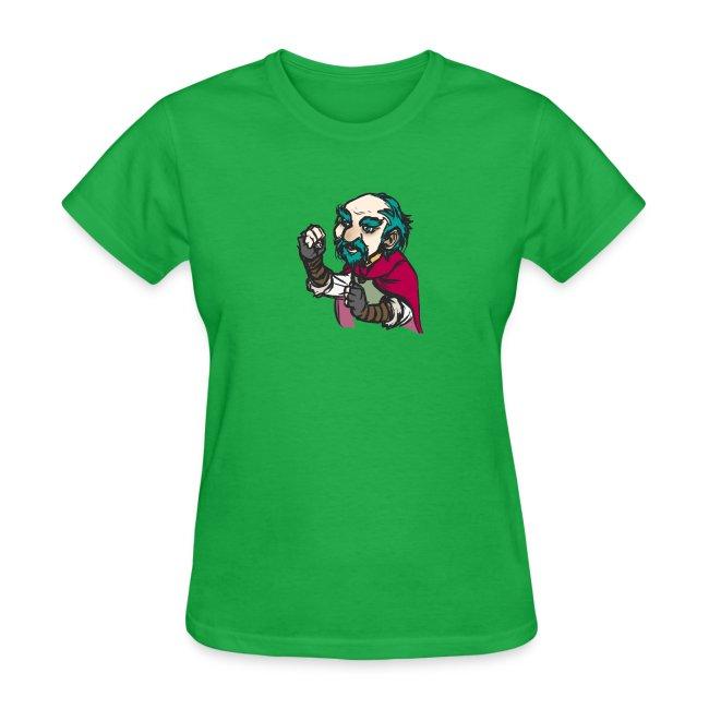 Ethelred Women's Shirt