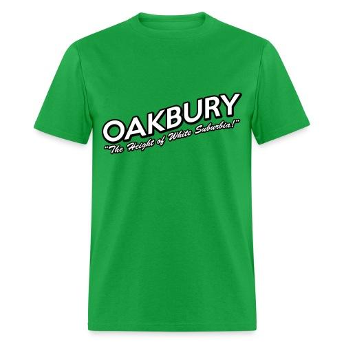 Oakbury Cheap Shirt - Men's T-Shirt
