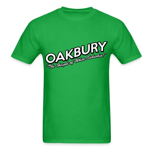 Oakbury Cheap Shirt - Men's T-Shirt