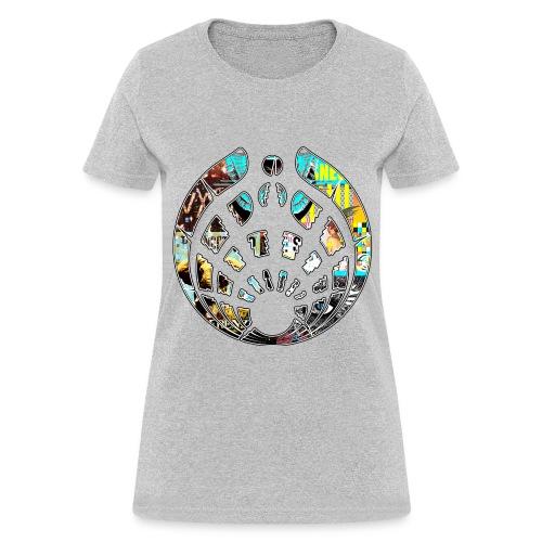 Women's Nectarjuana Crew - Women's T-Shirt