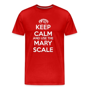 VFTCS Mary Scale! - Men's Premium T-Shirt
