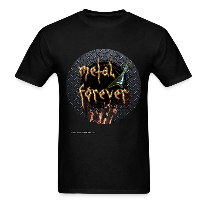 Metal Forever - Men's T-Shirt