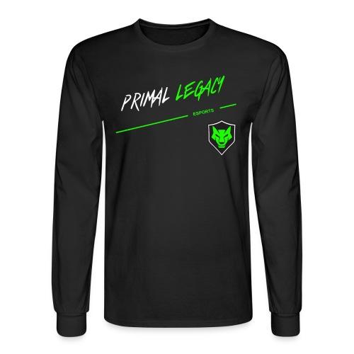 primal legacy esports long sleeve mens - Men's Long Sleeve T-Shirt