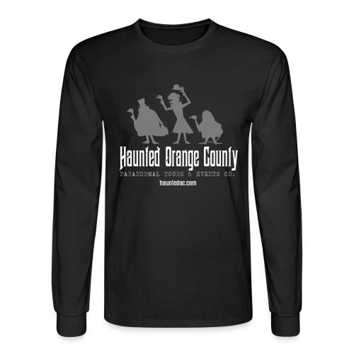 Haunted OC Hitchhikers Men's Long Sleve Shirt - Men's Long Sleeve T-Shirt