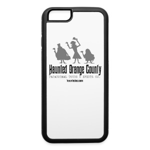 Haunted OC Hitchhikers iPhone 6 Rubber Case - iPhone 6/6s Rubber Case