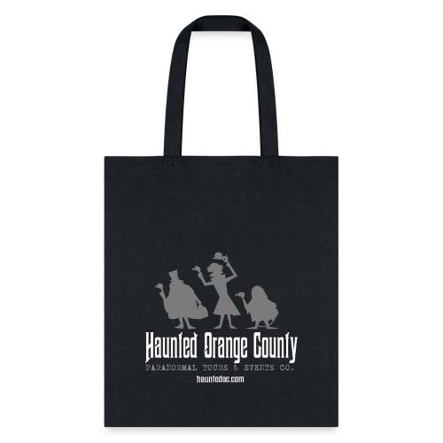 Haunted OC Hitchhikers Black Tote - Tote Bag