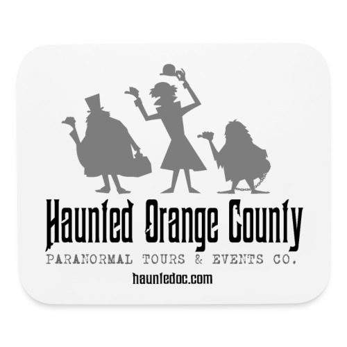 Haunted OC Hitchhikers Mouse Pad - Mouse pad Horizontal