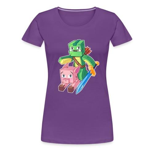 ECKOSOLDIER Womens - Women's Premium T-Shirt