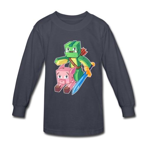 ECKOSOLDIER Kids - Kids' Long Sleeve T-Shirt