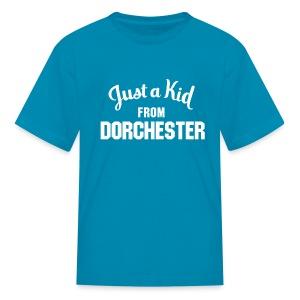 Just a Kid from Dorchester (Kids) - Kids' T-Shirt