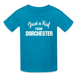 Just a Kid from Dorchester (Kids) - Kids' T-Shirt