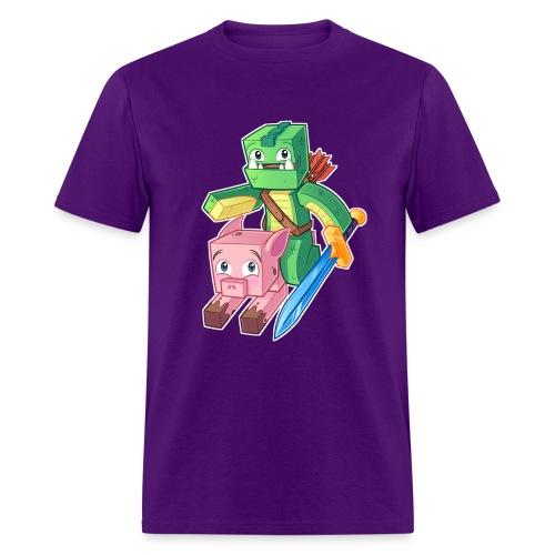 ECKOSOLDIER Mens 2 - Men's T-Shirt