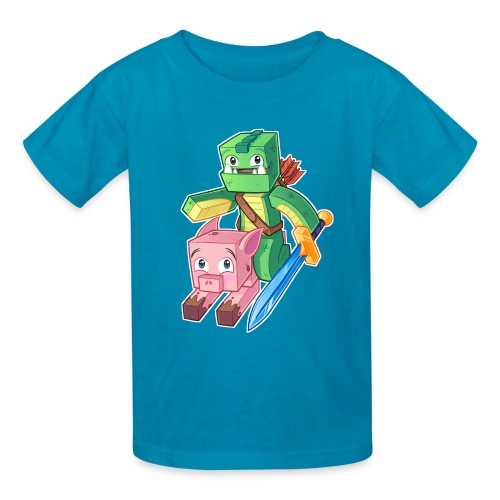 ECKOSOLDIER Kids Short - Kids' T-Shirt