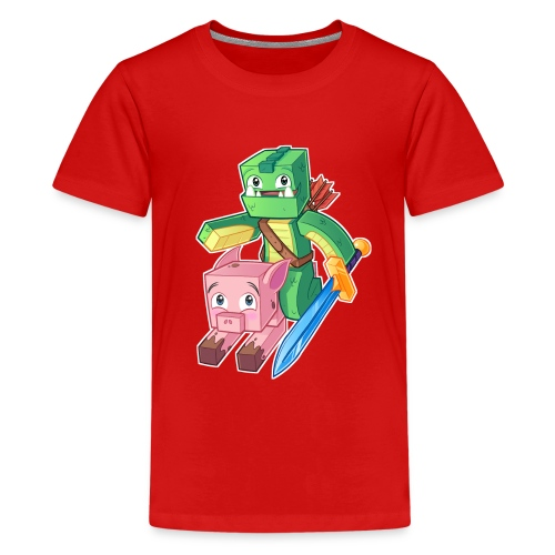 ECKOSOLDIER Kids 3 - Kids' Premium T-Shirt
