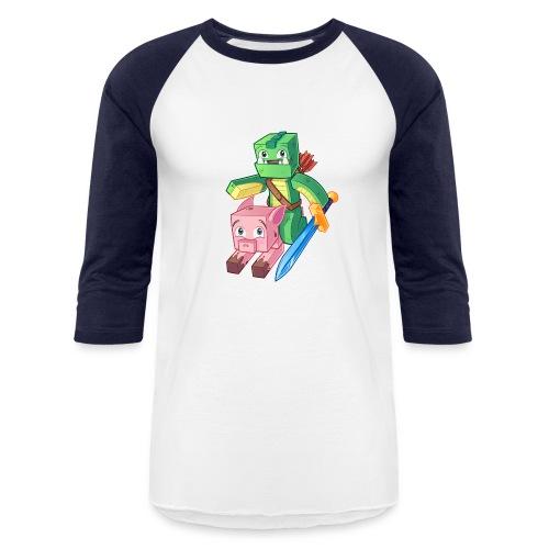 ECKOSOLDIER Mens Long - Baseball T-Shirt