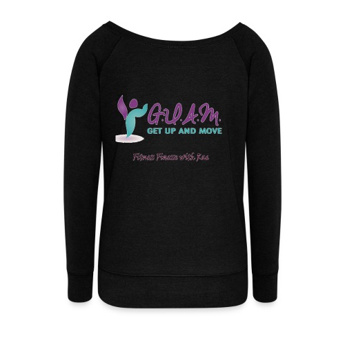 G.U.A.M Wideneck Sweatshirt - Women's Wideneck Sweatshirt