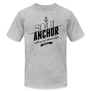 Soul Anchor - Men's Fine Jersey T-Shirt