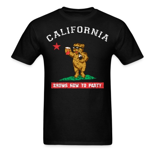 F.C.USA Cali Party Tee - Men's T-Shirt