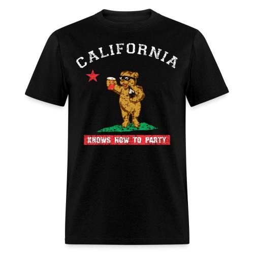 F.C.USA Cali Party Tee - Men's T-Shirt