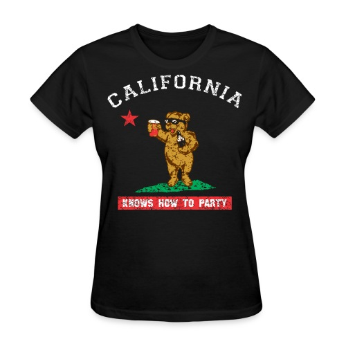 F.C.USA Cali Party Tee - Women's T-Shirt