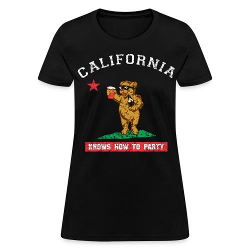 F.C.USA Cali Party Tee - Women's T-Shirt