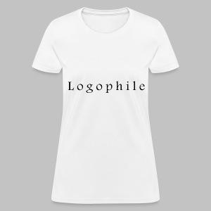 Logophile Women's T-Shirt - Women's T-Shirt