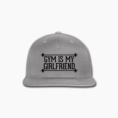 Gym Is My Girlfriend  Caps