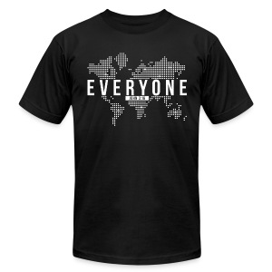 Everyone - Men's Fine Jersey T-Shirt