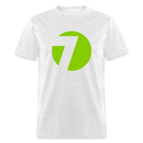 7 Hills Logo Grey Tshirt - Men's T-Shirt